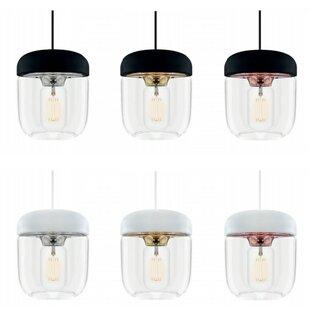 Acorn Plug-In 1-Light LED Bulb Pendant by Umage
