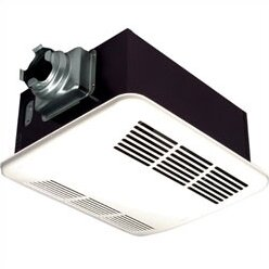 WhisperWarm 110 CFM Bathroom Fan/Heat Combination