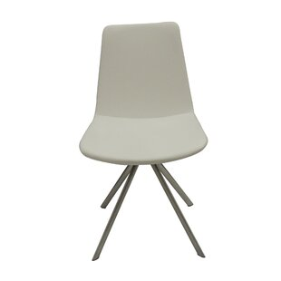 Fechteler Eco Leather Side Chair by Ivy Bronx
