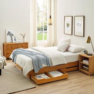Bandini Storage Platform Bed