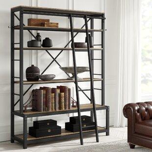 Nanette Etagere Bookcase