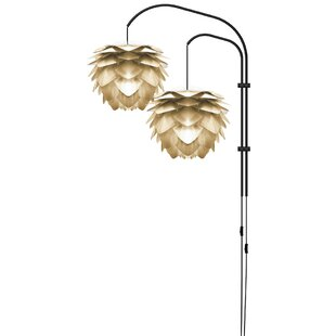 Ivy Bronx Mallett 2-Light Swing Arm Lamp