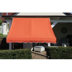 Hollifield 2.5m W X 1.5m D Patio Awning By Sol 72 Outdoor