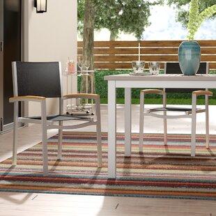 Laskowski Travira Teak Patio Dining Chair (Set of 2)