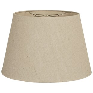 Tapered 13 Linen Empire Lamp Shade