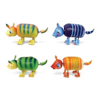 Cota Global Puzzled Horse Bobble 4 Piece Magnet Set Wayfair