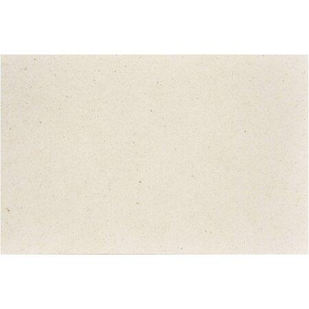 """Home Decor Idea! Osso 12"""" x 24"""" Limestone Field Tile in Creamy Latte #limestone #tile #flooring"""