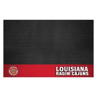 University of Louisiana Lafayette Grill Mat ByFANMATS