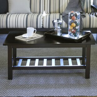 Top Reviews Delfausse Coffee Table By Red Barrel Studio