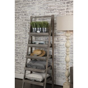 Read Reviews Velazco Ladder Bookcase by Gracie Oaks