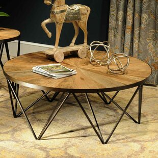 Bargain Flatiron Coffee Table by Reual James Reviews (2019) & Buyer's Guide