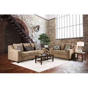 Bairdford Configurable Living Room Set by Darby Home Co
