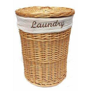 Wicker Laundry Bin By Brambly Cottage
