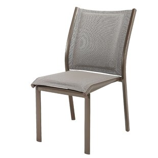 Frary Stacking Patio Dining Chair (Set of 2)