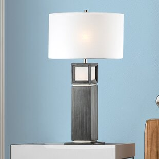 Online Reviews Fladseth 30 Table Lamp By Orren Ellis