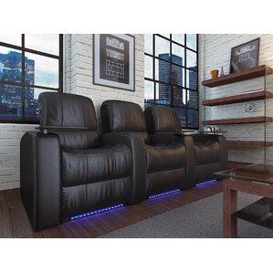 Blaze XL900 Home Theater Recliner (Row Of 3)