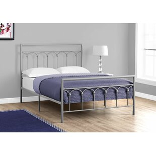 Charlton Home Larch Lane Panel Bed