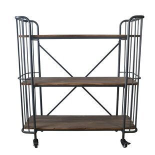 Clinkscales Etagere Bookcase by Williston Forge 2019 Sale