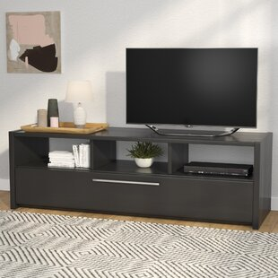 Looking for Wesner Black TV Stand for TVs up to 60 by Red Barrel Studio Reviews (2019) & Buyer's Guide