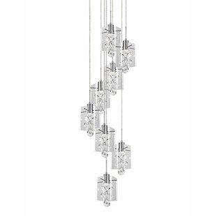 Flora 8-Light Pendant by Radionic Hi Tech