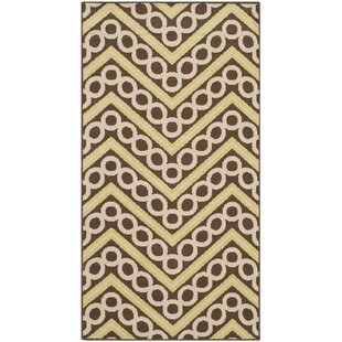 Hampton Chevron Indoor/Outdoor Area Rug