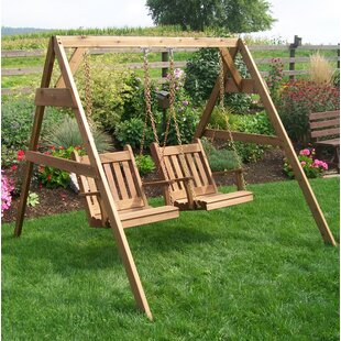 League A-Frame Porch Swing Stand