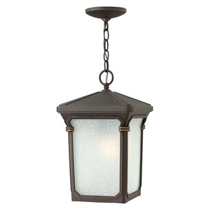 Stratford 1-Light Outdoor Hanging Lantern by Hinkley Lighting