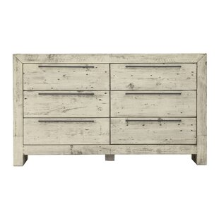 Chesterbrook 6 Drawer Double Dresser