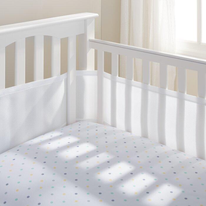 Mesh Crib Bumper Liner