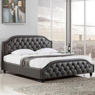 American Eagle International Trading Inc. Minton Upholstered Platform Bed