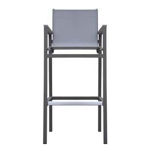 Whittenburg 31'' Patio Bar Stool