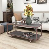 Prewitt Coffee Table with Storage by 17 Stories