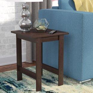 Deals Everett End Table ByZipcode Design
