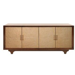 4 Door Accent Cabinet by Worlds Away SKU:BA392291 Reviews