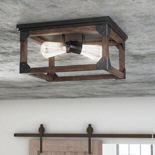 super popular 59adf 73a46 2x2 Ceiling Mount Lights | Wayfair