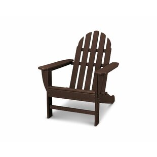 Belfast Plastic Adirondack Chair by Beachcrest Home Discount
