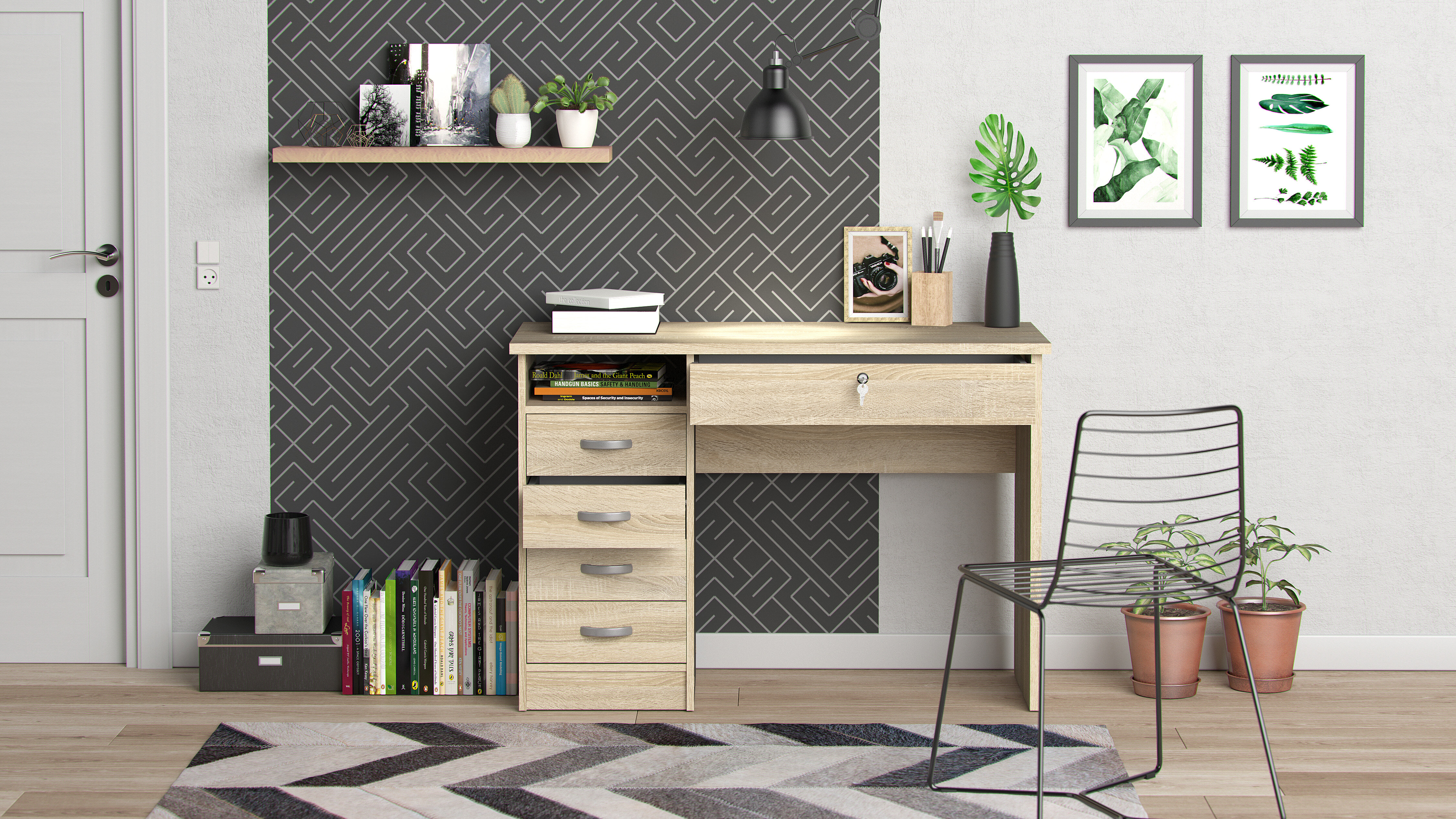 Small Office Organization Ideas To