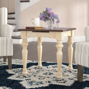 Anita End Table by August Grove