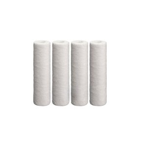 Drinkpod USA Blu Logic 5-Micron Sediment Countertop Water Filter Cartridge (Set of 4)
