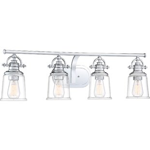 Inexpensive Attles 4-Light Vanity Light By Darby Home Co