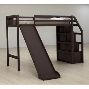 Acoff Twin Loft Bed by Harriet Bee
