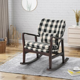 Laurel Foundry Modern Farmhouse Quamba Rocking Chair