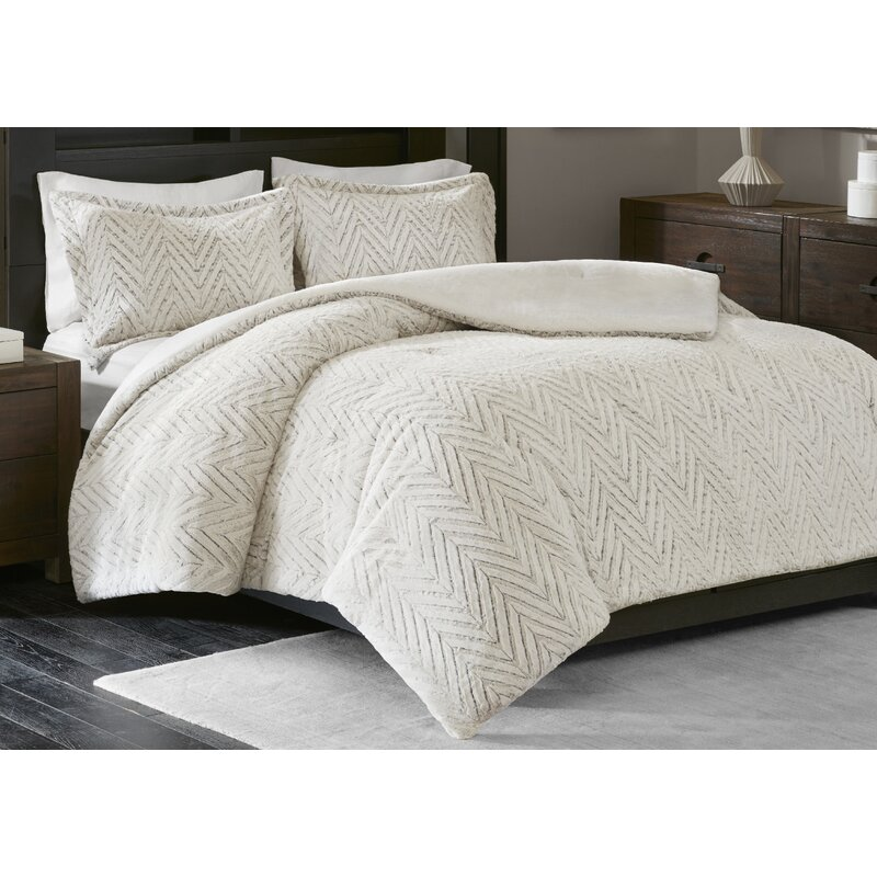 The Twillery Co Hazlehurst Comforter Set Reviews Wayfair