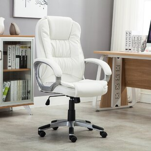 Stapleford Ergonomic Executive Chair By Andover Mills