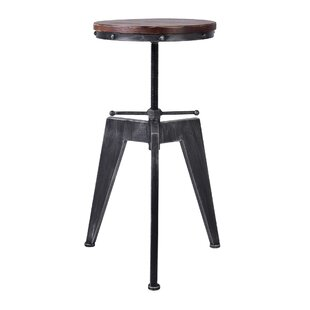 Brew Adjustable Height Swivel Bar Stool b..
