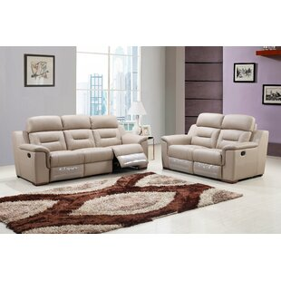 Kreger Reclining 2 Piece Living Room Set (Set of 2) by Latitude Run