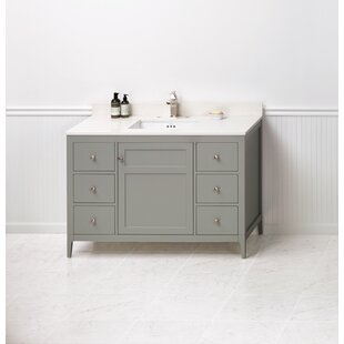 Briella 48 Single Bathroom Vanity Set by Ronbow