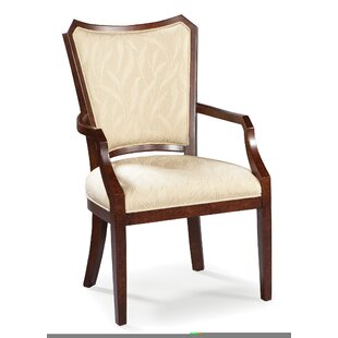 Wagner Upholstered Dining Chair by Fairfi..