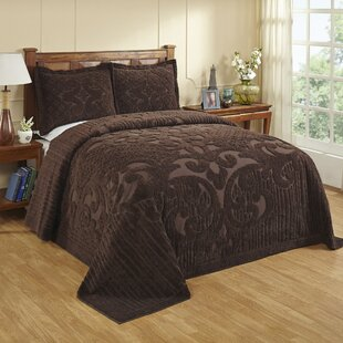 Kirkwall Chenille Single Quilt
