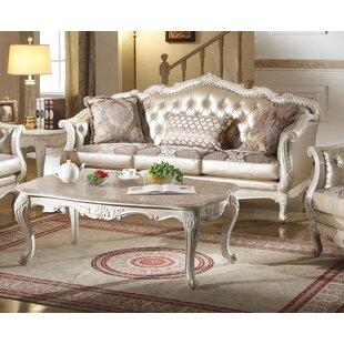A&J Homes Studio Chantello 2 Piece Coffee Table Set